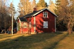 Fotoklubbens stuga i Asklanda