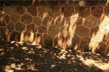 Murmönster i Valdemossa