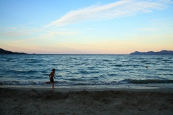 Strandspring