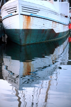 Det var en gång en båt...
